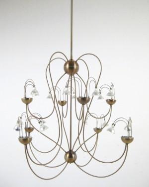 nicolas thomkins kronleuchter modell la fontaine f r. Black Bedroom Furniture Sets. Home Design Ideas