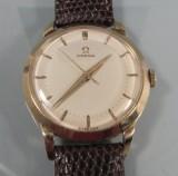 Omega - vintage armbåndsur af guld