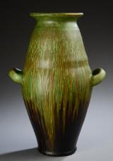 Kähler. Floor vase, eartenware