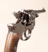 Fransk armérevolver M1892 8mm