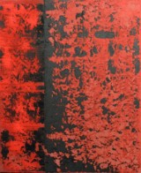 Antoine Klinkhamer, oliemaleri, 'Ohne Titel'