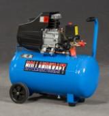 HOLLANDKRAFT Kompressoranlage 50L