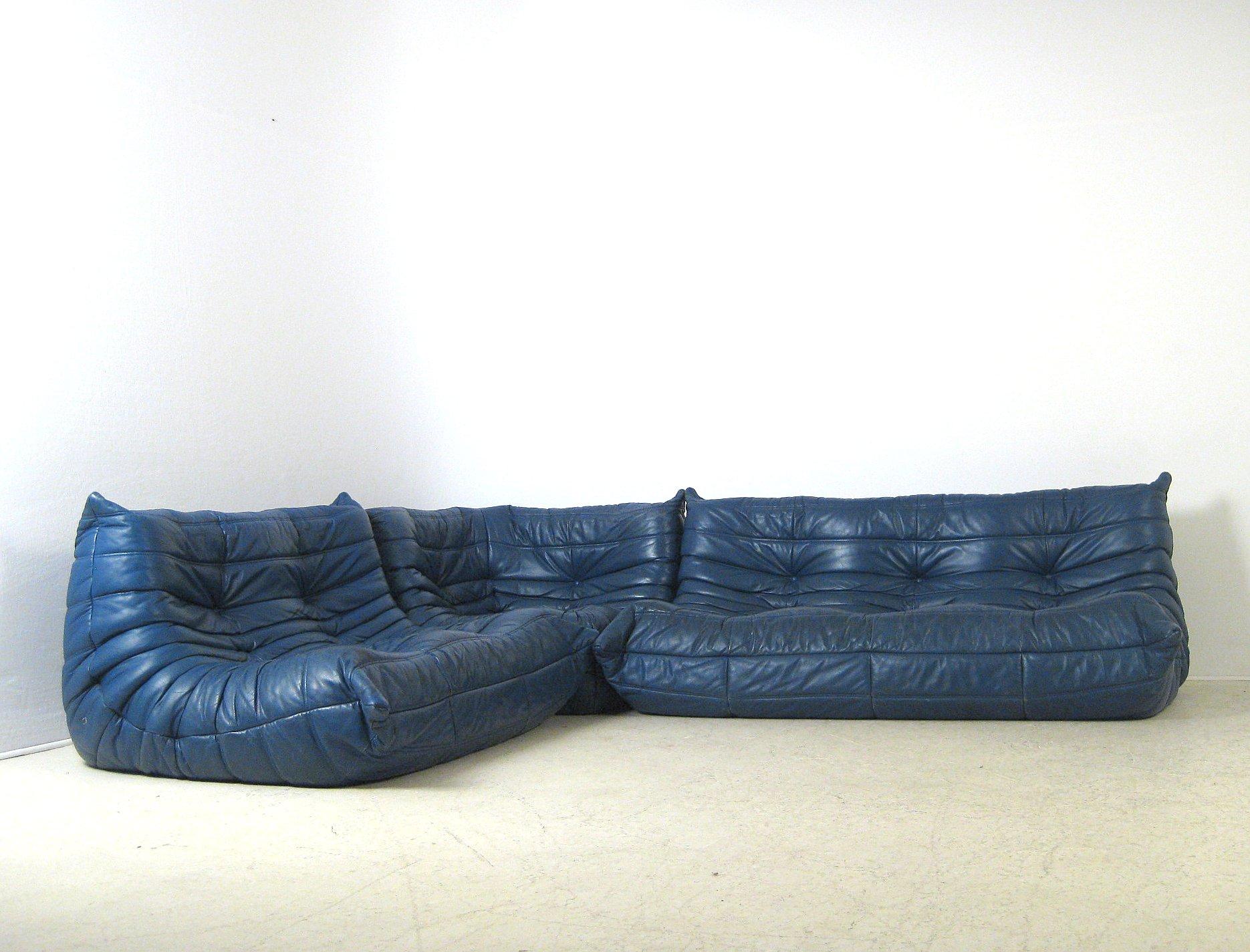 Bezaubernd Zweiersofa Foto Von Michel Ducaroy, Lounge Suite, + Dreiersofa +