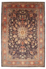 Persisk Sarough tæppe, 398 x 265 cm.