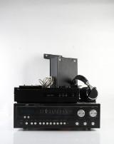 Sonab C500 Cassette deck samt JVC receiver JR-S250 (3)
