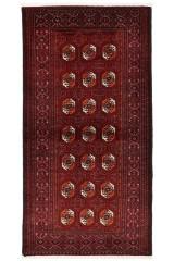 Persisk Turkmen tæppe. 230 x 120 cm.