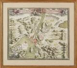 Belägringen av Fredrikshald 1718 där Karl XII dog