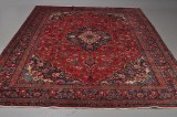 Sabzewar, persisk ægte tæppe, 386 x 287 cm