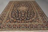 Persisk Kashan. Uld på bomuld. 420 x 305 cm
