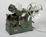 WAM, halbautomatische Ettiketiermaschine mit Zähler, Maschinenbau M. Osterhof