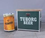 Tuborg Bar samt køledisk (2)