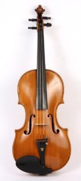 German 4/4 Violin, master-built, 1760-1775. Good condition