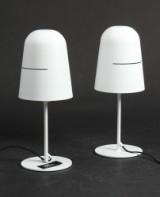 Par Smooth bordlamper. Seeddesign. Hvid (2)