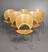 Nanna Ditzel. Seks stole model Trinidad 3298 (6)
