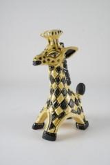 Gunnar Nylund, Rörstrand. Figur, 'Giraff'