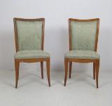 Paar Jugenstil Stühle (2)