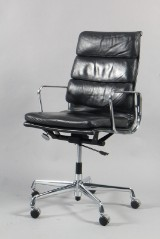 Charles Eames. Office chair, model EA 219