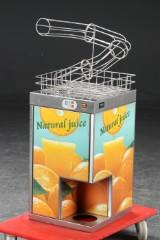 Frugtpresser / juicer, mrk. Natural Juice 1 S.L