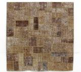 Matta, Carpet Patchwork, 213 x 217, handsydd