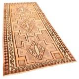 Kelim tæppe, Azerbaijan. 280x150 cm.
