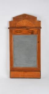 Spegel, Danmark, 1800-tal.