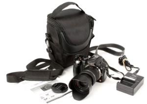 Panasonic Lumix DMC-G5 - Dk, Aarhus, Egå Havvej - Panasonic Lumix DMC-G5 digitalkamera med G Vario 1:3.5-5.6 14-42 mm objektiv. Manual, oplader og taske medfølger. Fremstår med minimale brugsspor. Lauritz.com indestår ikke for funktionaliteten, fejl og defekter kan forekomme. - Dk, Aarhus, Egå Havvej
