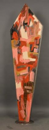 Michael Classen, skulptur, 'Abstrakt'