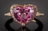 Chopard So Happy diamond ring, 18 kt. gold