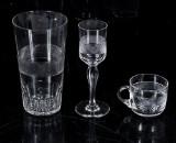 Glasservisdelar, 1900-talets första hälft (20)