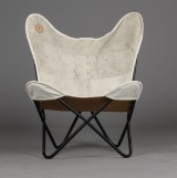 Butterfly chair / Flagermusstol