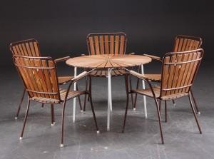 marguerit havemøbler Mandalay Marguerite havemøbler, teaktræ. (6) | Lauritz.com marguerit havemøbler
