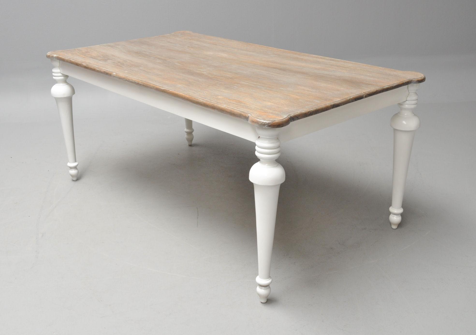 Spisebord I Fransk Landstil Lauritz Com