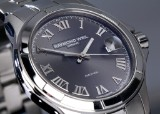 Raymond Weil 'Parsifal'. Men's watch, steel, with silver-grey dial - box + certifcate 2017