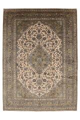 Persisk Kashan tæppe,350 x 253 cm.