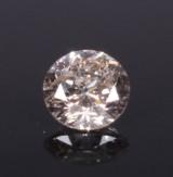Uindfattet diamant, ca. 0.99 ct