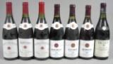 Samling diverse vine: Morgon 1988, Brouilly 1988, Fleurie 1989 samt flere. (ca. 160)