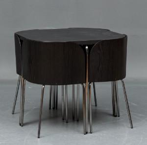ikea spisebord IKEA. Spisebord med fire stole, model 'Fusion' (4) | Lauritz.com ikea spisebord