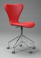 Arne Jacobsen. Syveren. Kontorstol