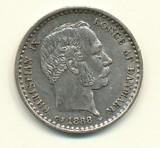 Danmark 10 øre 1888
