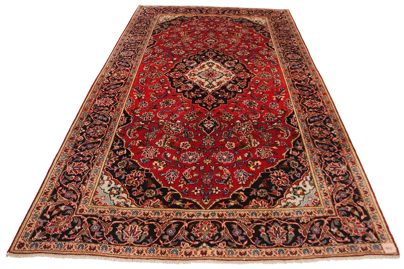 Persisk Ardakan 290 x 210 cm - Persisk Ardakan 290 x 210 cm Håndknyttet uld på bomuld