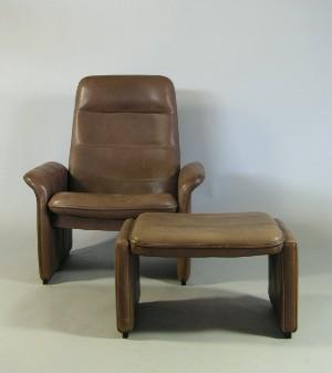 de sede sessel und ottomane 39 ds 50 39 2. Black Bedroom Furniture Sets. Home Design Ideas