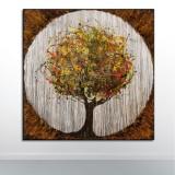 Sky Dweller, akrylmaleri, 'Circle Of Consciousness'