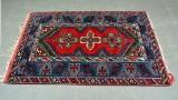 Handknuten persisk matta 188 x 110 cm