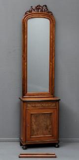 Entresæt - spejl og kommode (2)