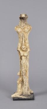 Lone Dupont, kunstmateriale, mytologisk skulptur