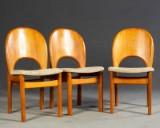 Stühle von Glostrup Mobelfabrik, 1970er Jahre (3)