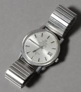 Omega, vintage herrearmbåndsur af stål, Automatic Chronometer Constellation.