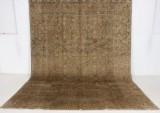 Persisk handknuten matta, Täbriz, mått 380x285