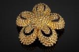 Tiffany & Co. Vintage guldbroche 18 kt.