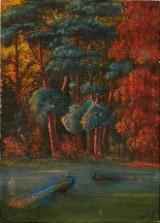 Constance Lady Wenlock akvarell